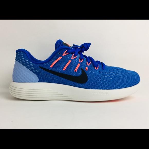 56998483ddd New Nike Lunarglide 8 Blue Womens Running Shoes